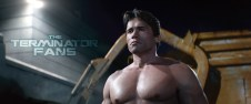 CGI T-800 Arnold Terminator Genisys