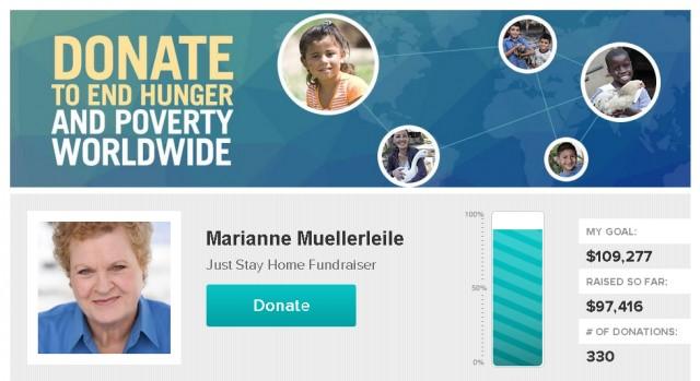 Marianne Muellerleile Heifer International