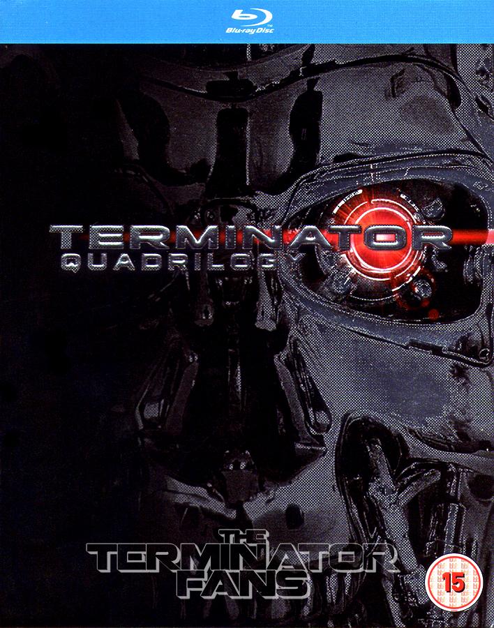 Terminator 3 2003 Dvd Box