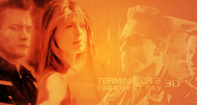 Sarah Connor Terminated From T2 3D Teaser Trailer