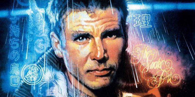 Blade Runner Deckard Harrison Ford