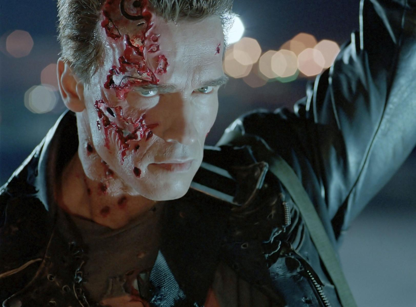 TERMINATOR 2: 3D (2017) OFFICIAL IMAGES