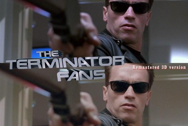 Terminator 2 3D Comparison