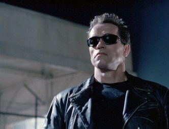 Terminator 2 3D T23D T-800 Because You Told Me To