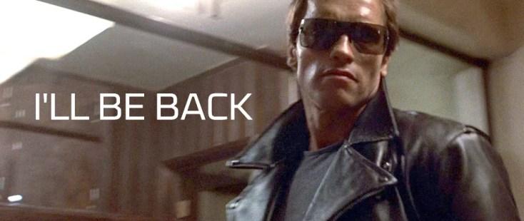 Terminator I Ll Be Back
