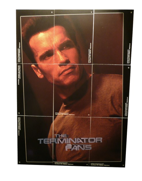Terminator 2 Unstoppable Cards