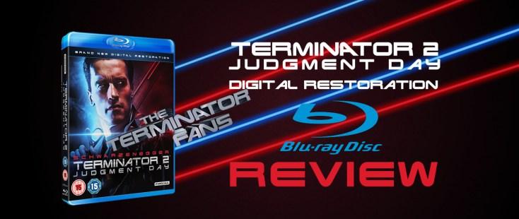 Terminator 2 Blu-Ray Review Digital Remaster Restoration
