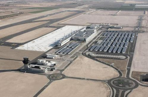 Aeropuerto Corvera Terminator