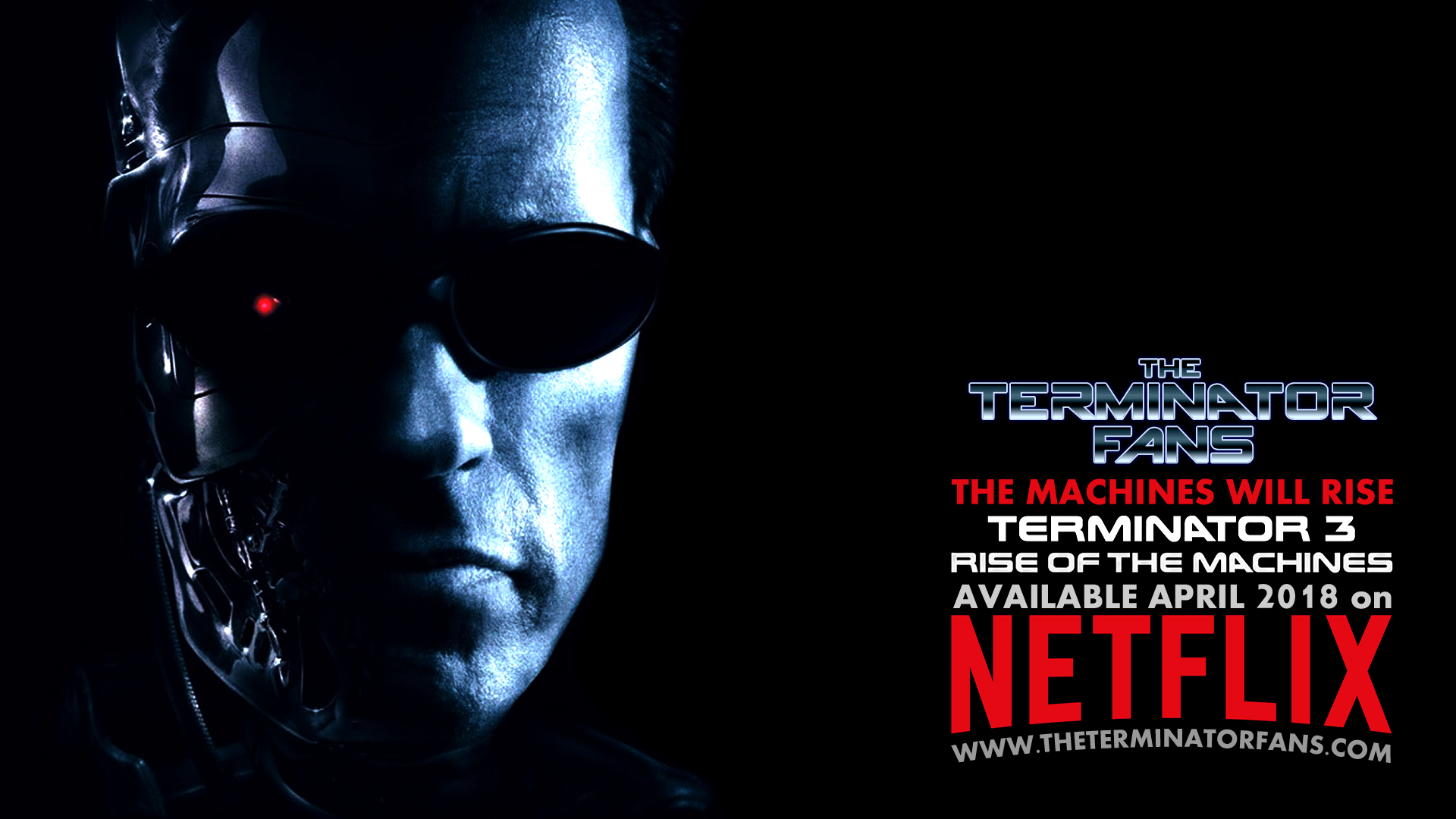 Terminator 3: Rise of the Machines NETFLIX