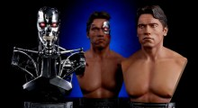 Terminator Genisys Trifecta Bust Collection