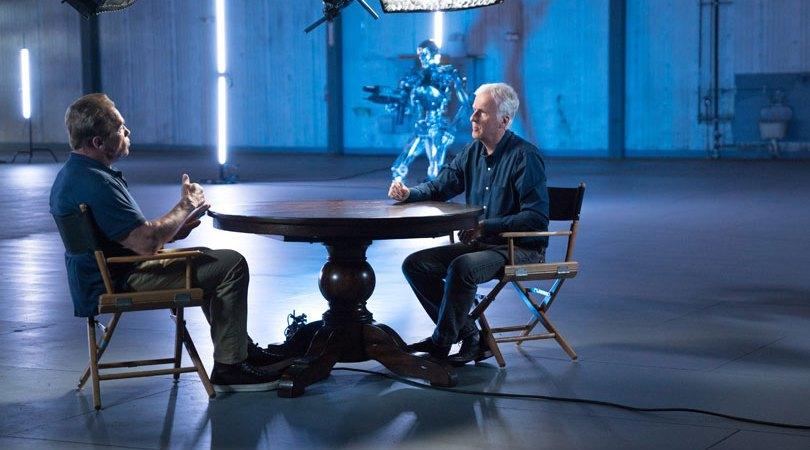Arnold Schwarznegger James Cameron Terminator