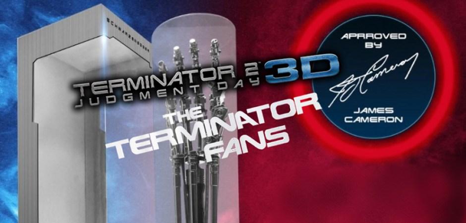 Terminator 2 Endo Arm