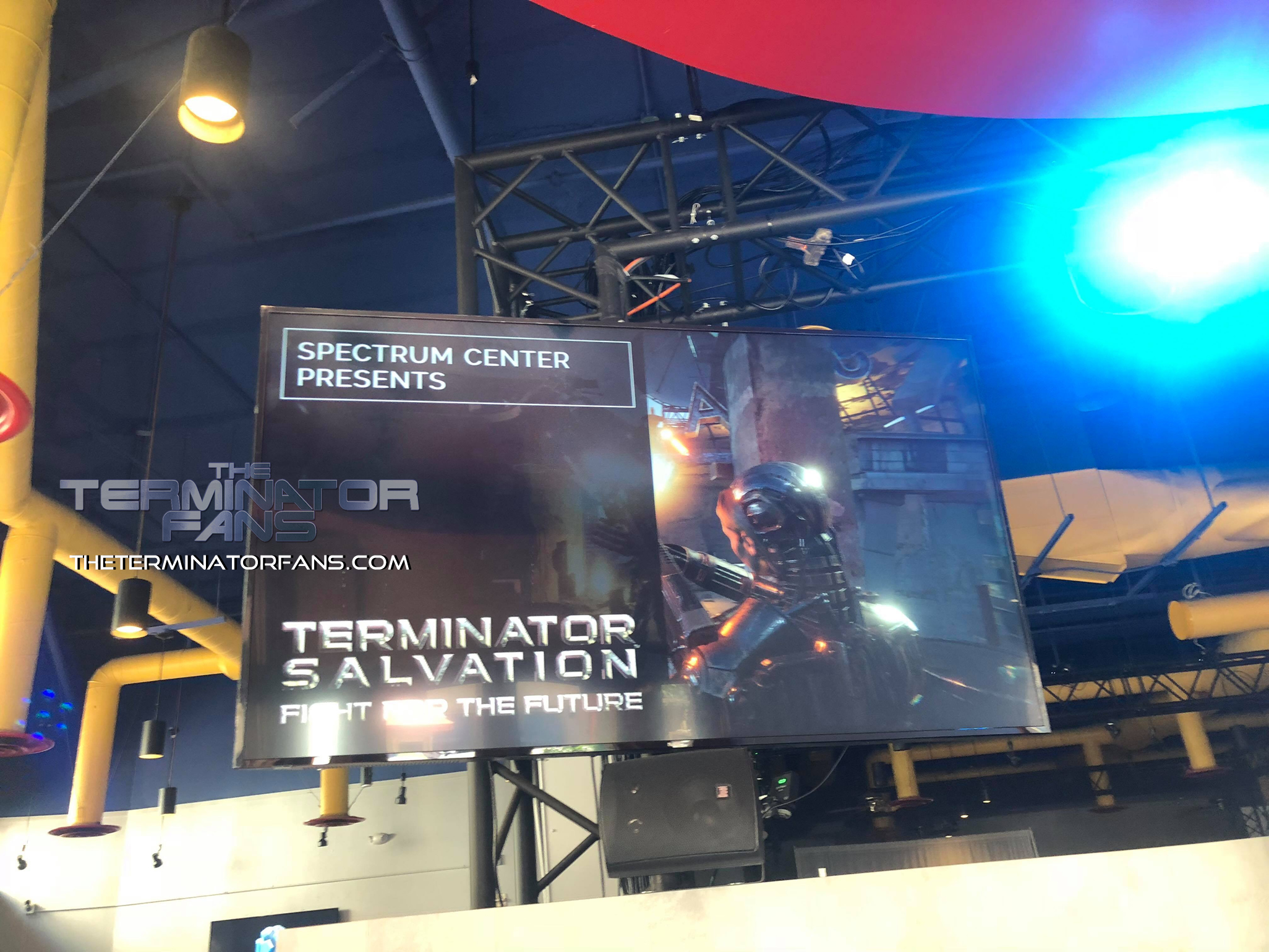 Terminator Salvation: Fight For The Future VR by SPACES