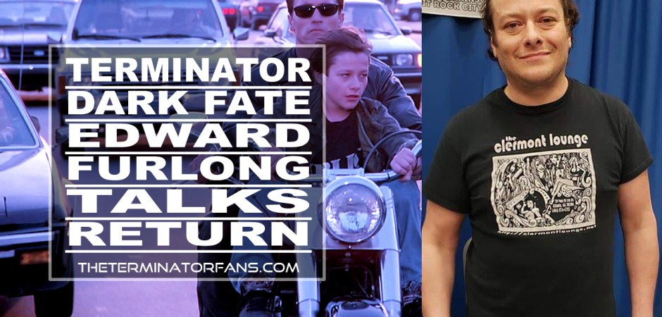 Terminator 7 Dark Fate Edward Furlong Return Adult John Connor