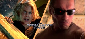 Brett Azar Talks about playing the Young Terminator T-800 in Terminator: Dark Fate