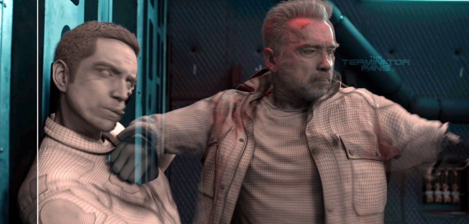 Terminator: Dark Fate Digital Domain VFX Breakdown