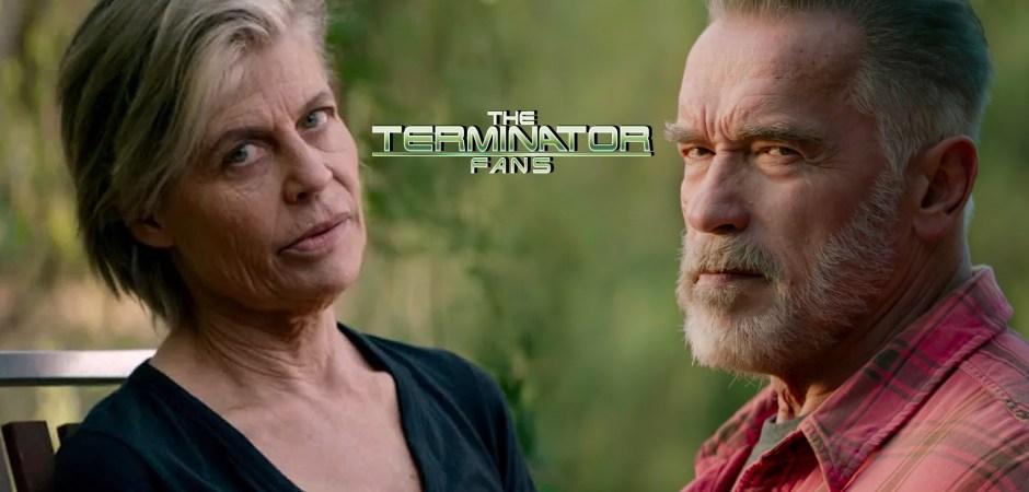Terminator: Dark Fate Script