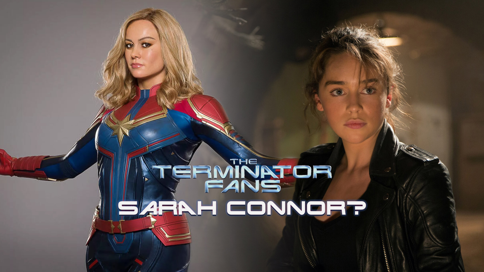 Brie Larson Failed Terminator Genisys Audition