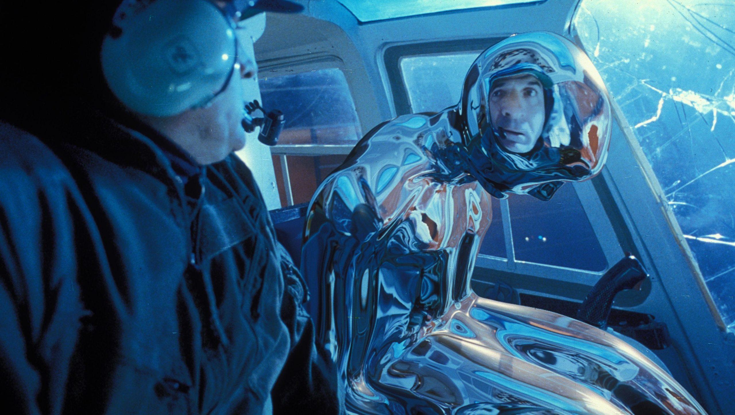 Terminator 2: Judgment Day T-1000 Liquid Metal