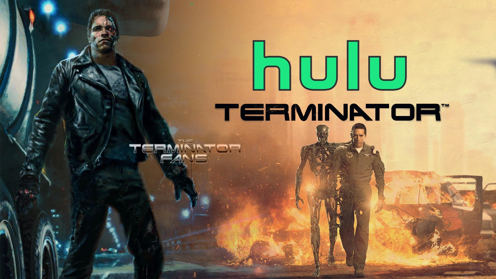 Hulu Terminator Movies