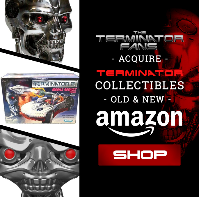 Shop for Terminator Fans collectibles and Gifts on Amazon