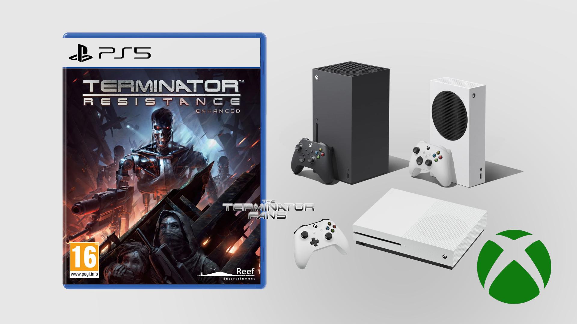 Terminator: Resistance ENHANCED Xbox Series X/S