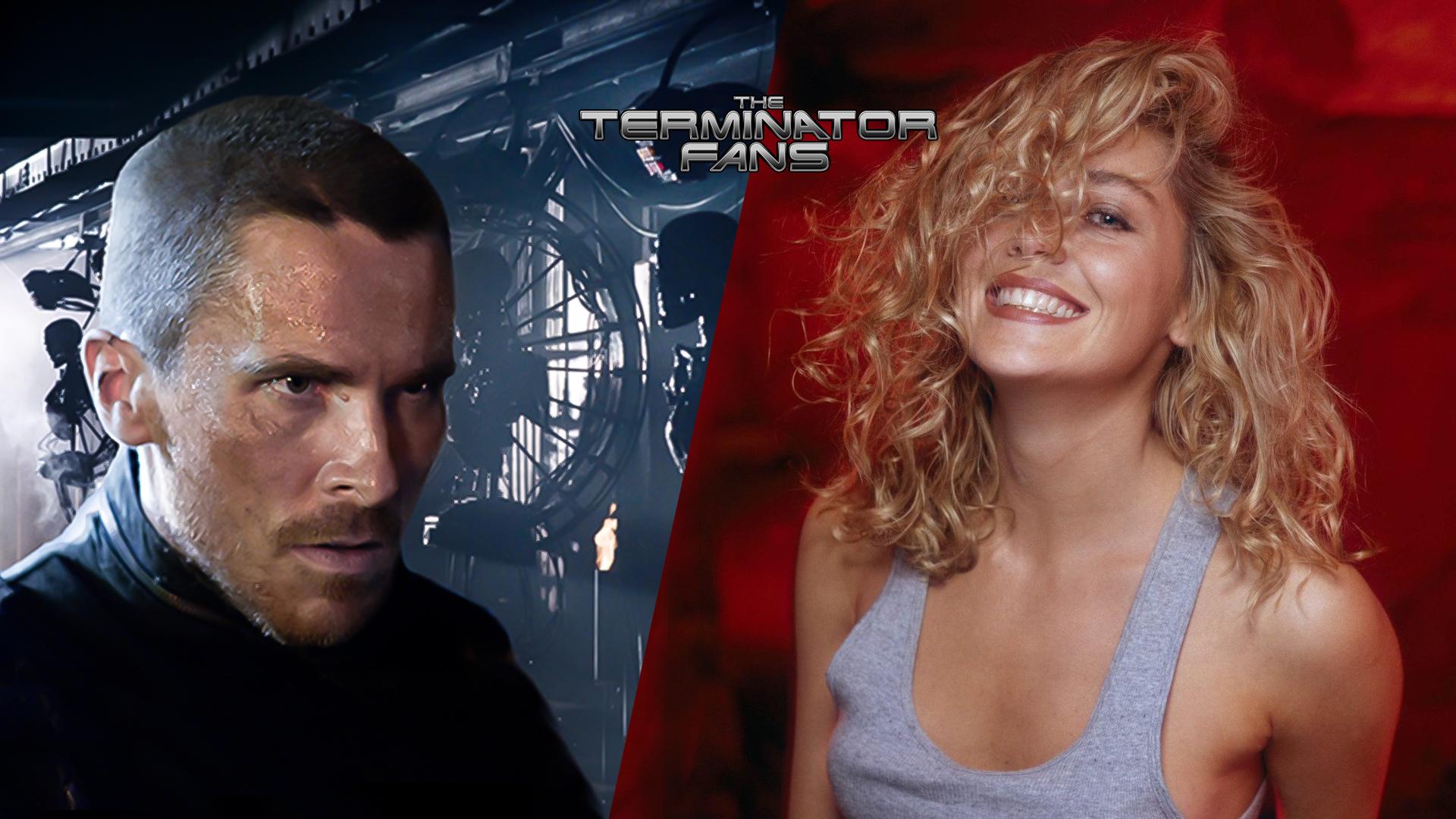 Terminator Salvation: Sharon Stone Defends Christian Bale On-Set Rant