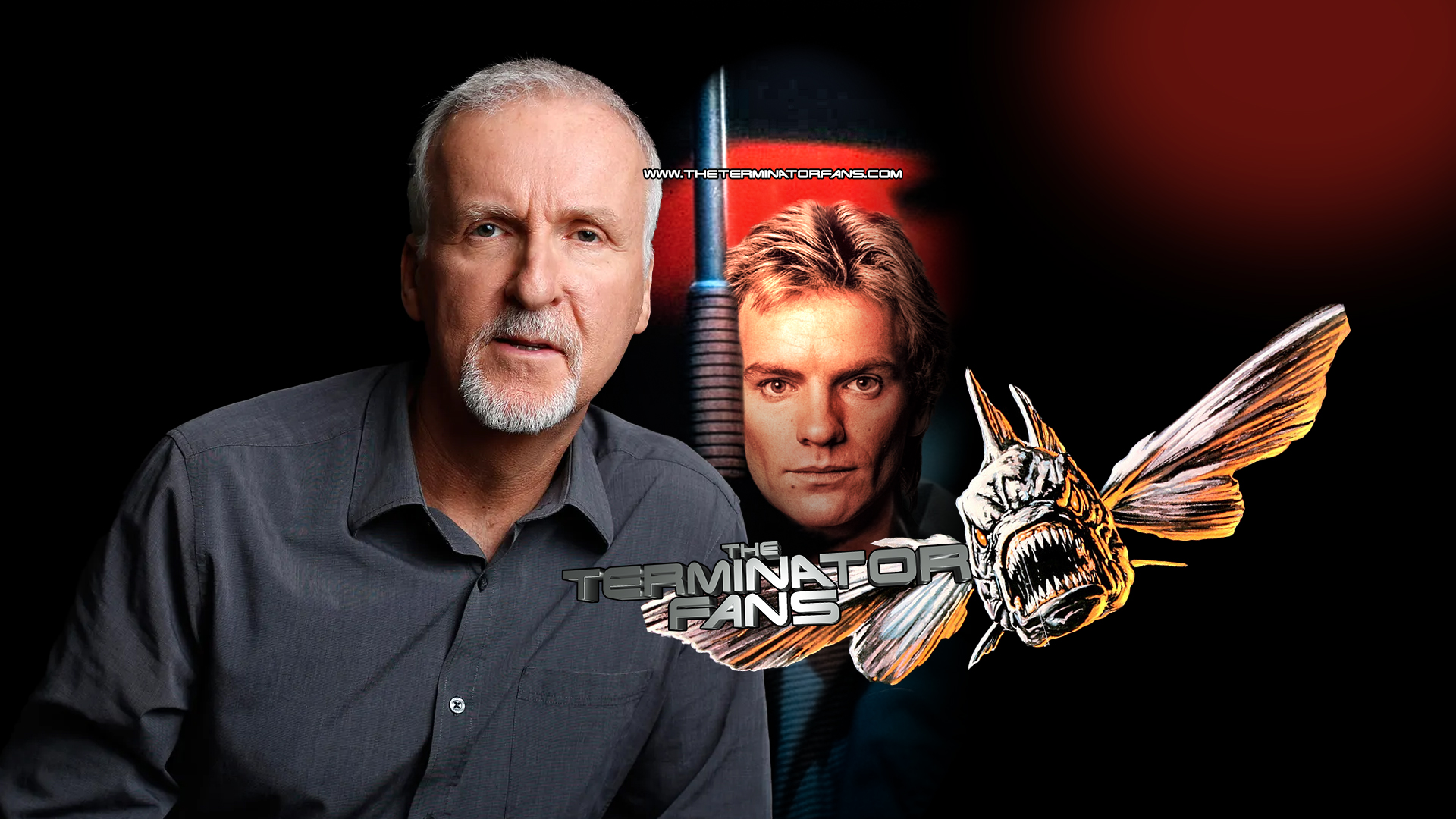 James Cameron Talks The Terminator Sting Casting as Kyle Reese