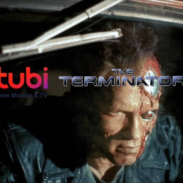 WATCH The Terminator FREE on Tubi