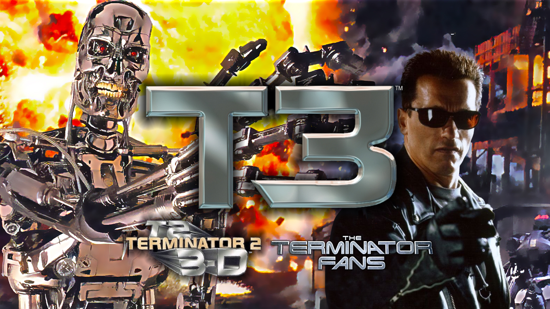 Is T2 3-D: Battle Across Time The Real Terminator 3?