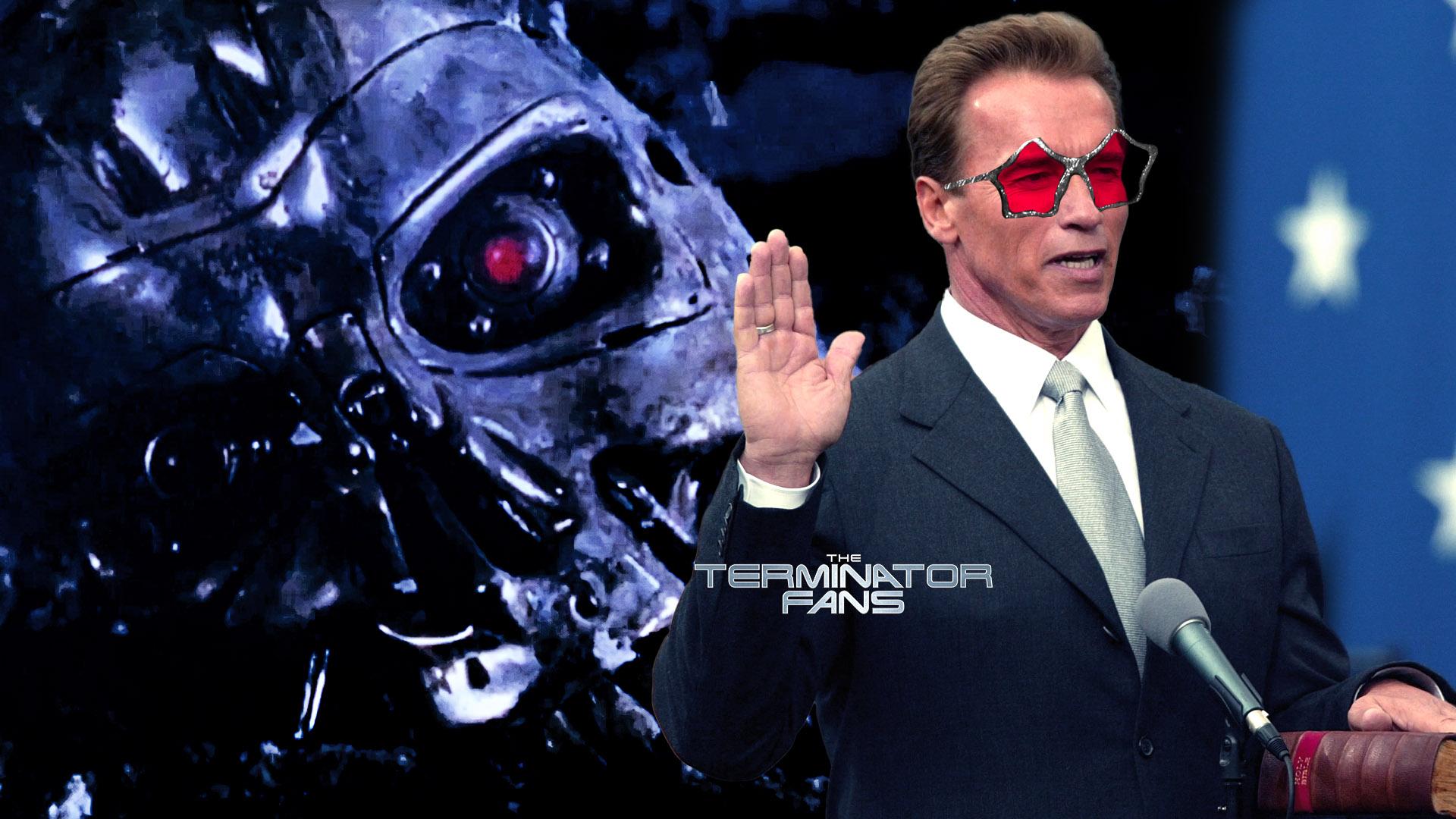 Terminator 3 Dark Ending and Governator Politics