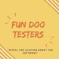 Fun Doo Tester