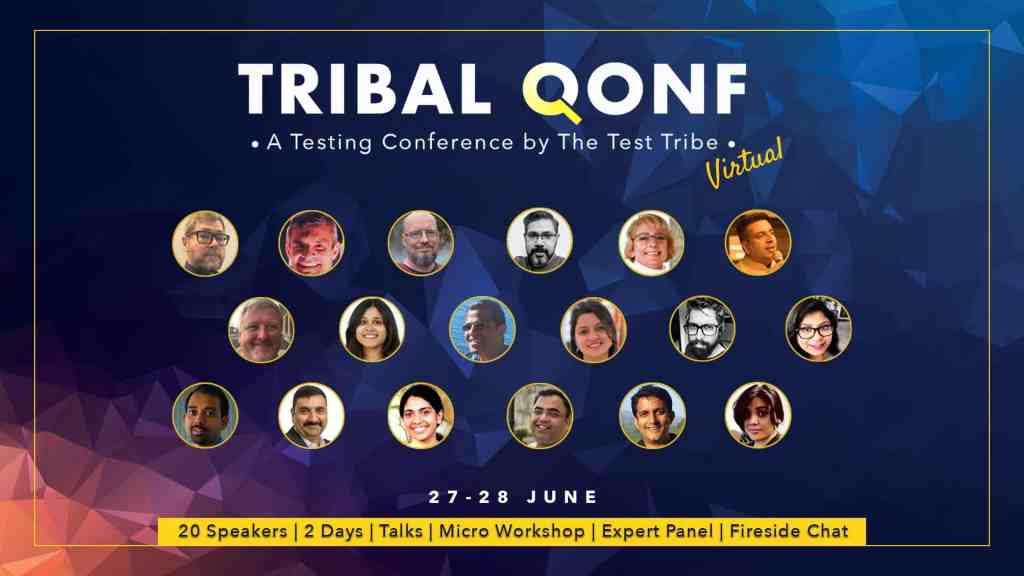 Tribal Qonf Virtual Testing Conference
