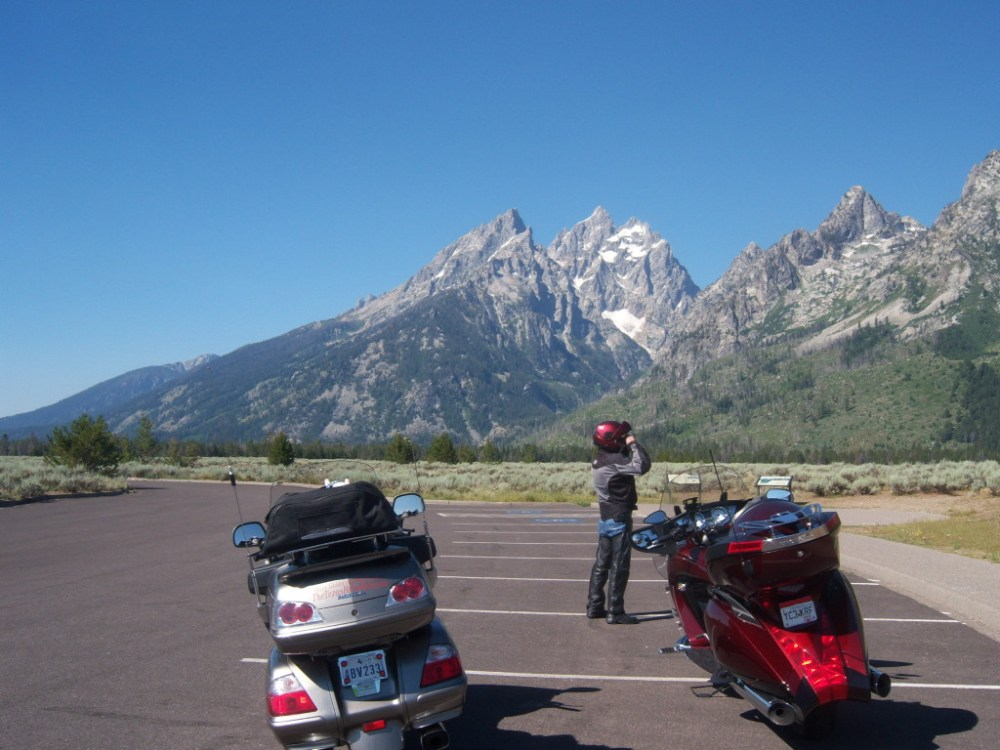 National Park Motorcycle Ride – 5542 Miles in 16 Days 2013 (3/6)