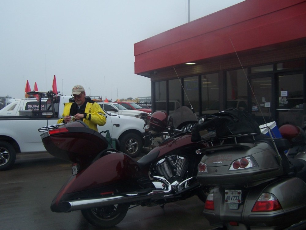Day 15 & 16 National Park Motorcycle Ride - Heading Home (5/6)