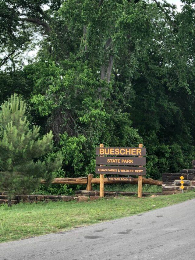Buescher State Park Visit Recap