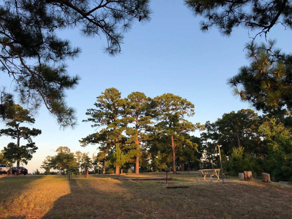 Texas State Parks with Cabins
