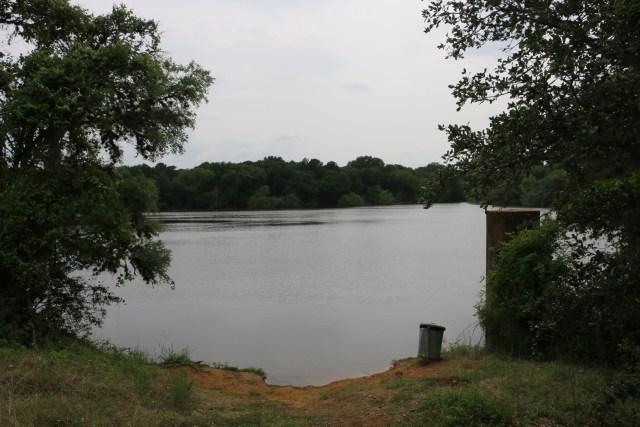 Buescher State Park Lake