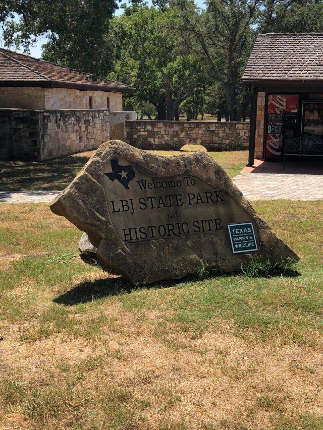Lyndon B. Johnson State Park & Historic Site