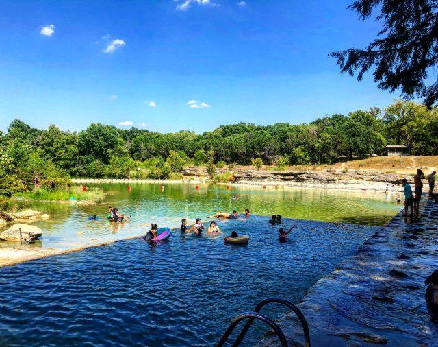 Visit Recap: Blanco State Park