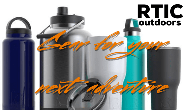 AD: RTIC Outdoors Make Great Gear for Your Next Outdoor Adventure