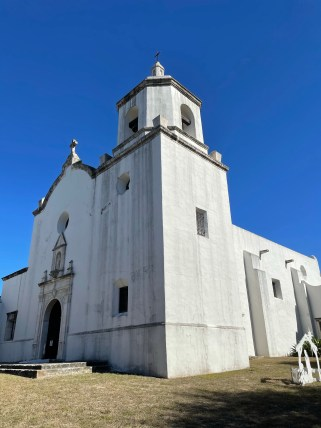 Espiritu Santo Mission
