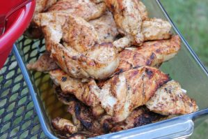 Our Favorite Grilled Chicken Marinade