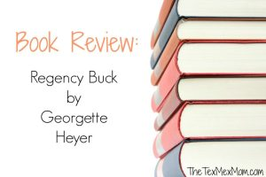 Book Review: Regency Buck