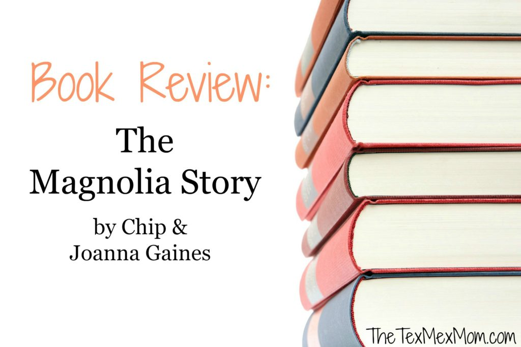 Book Review: The Magnolia Story