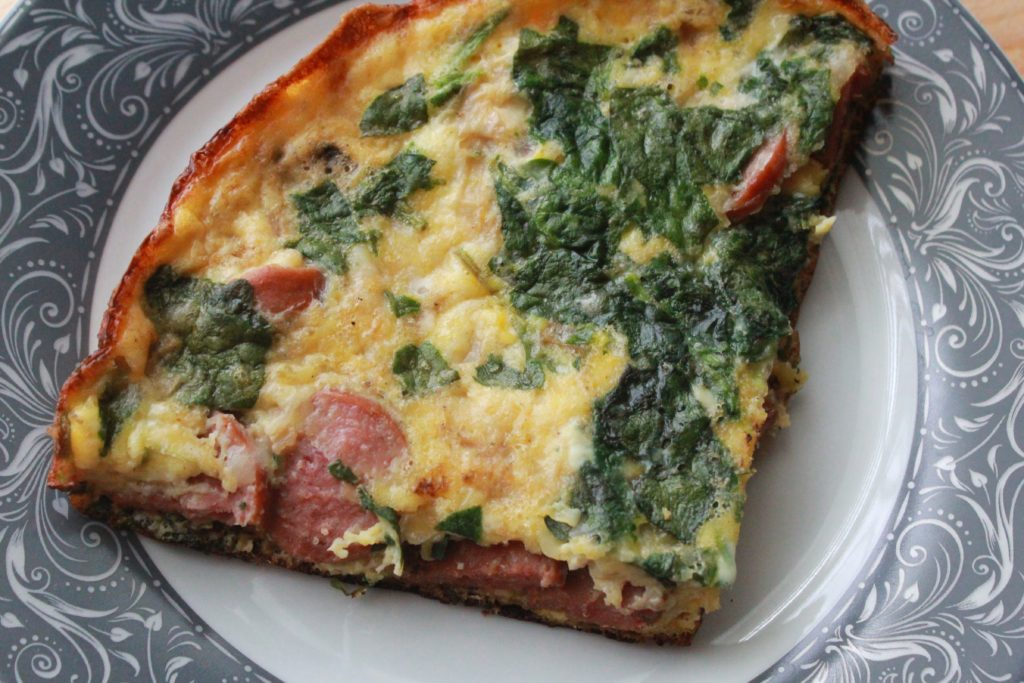 Easy Sausage Frittata