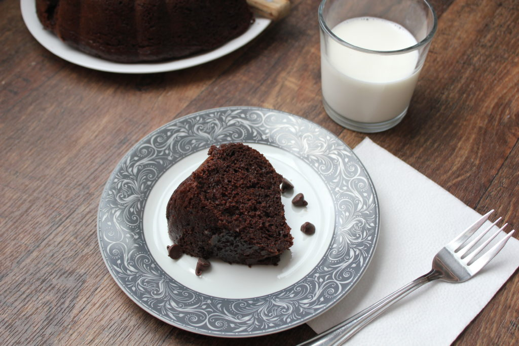Ridiculously Delicious and Easy Chocolate Bundt Cake The Tex