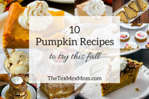 Pumpkin, Pumpkin Everywhere // 10 Pumpkin Recipes To Try This Fall