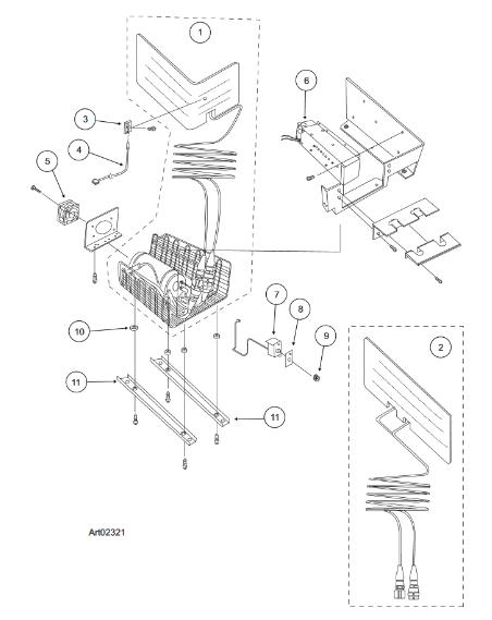 Norcold Wiring Diagram 01340 Art