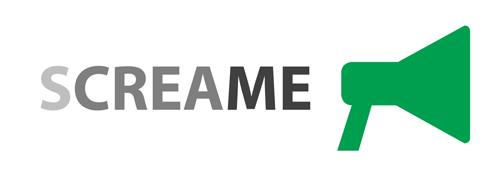 Screame logo